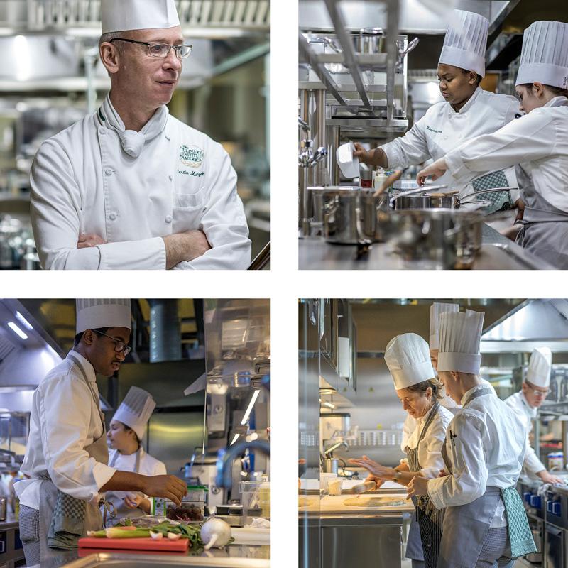foto di Cuochi in cucina