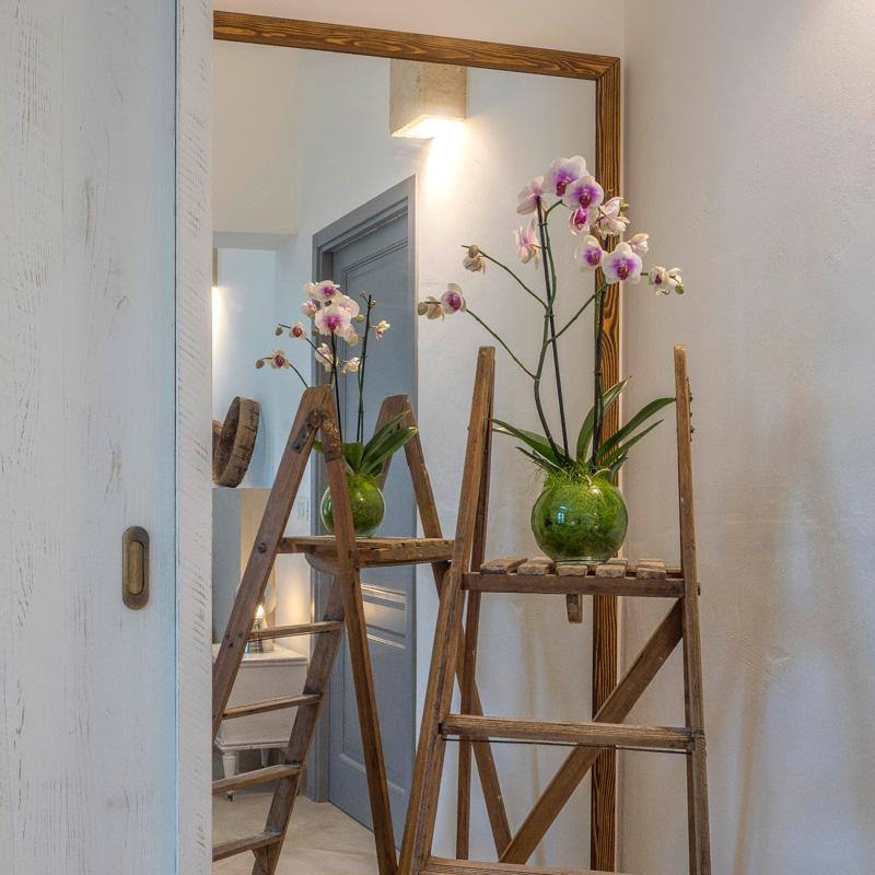 particolare design di interni