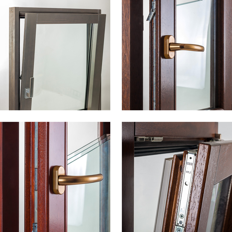 finestre fotografate in sala posa