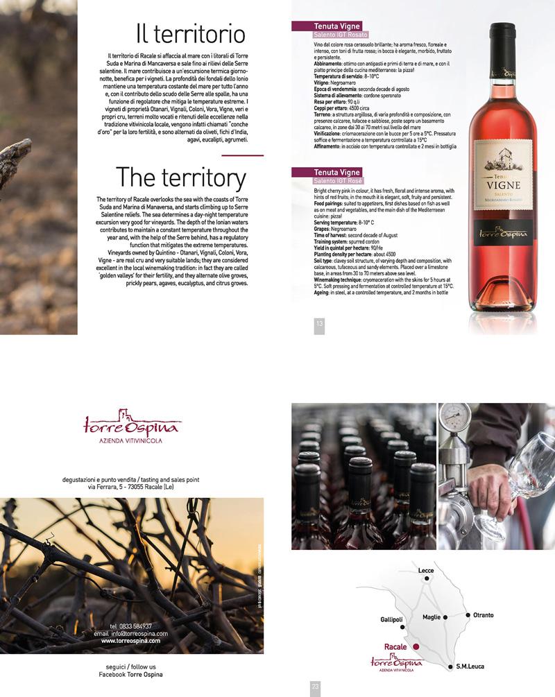 catalogo prodotti vino